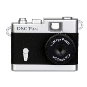 Kenko デジタルカメラ DSC Pieni 131万画素 動画・静止画撮影可能 ブラック DSC...