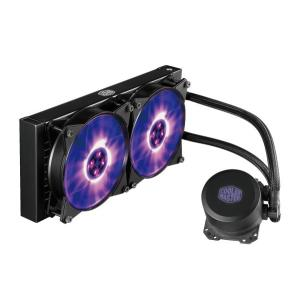 Cooler Master MasterLiquid ML240L RGB 水冷CPUクーラー (I...