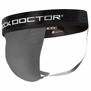 Shock Doctor(ショックドクター) コアサポーターCP 218 ダークグレー XL