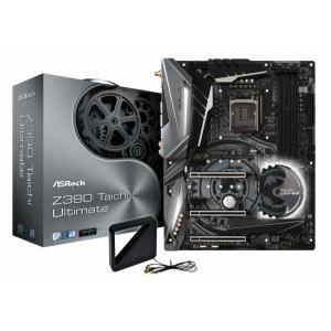 ASRock Intel Z390 チップセット搭載 ATX マザーボード Z390 Taichi ...
