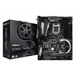 ASRock Intel Z390 チップセット搭載 ATX マザーボード Z390 Taichi