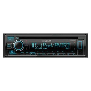 【商品コード:16016044073】ブルートゥース搭載1DINオーディオデッキ Bluetooth...