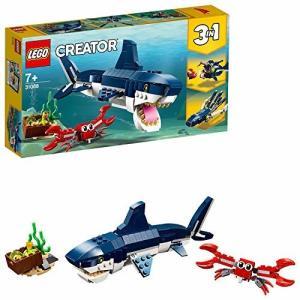 レゴ(LEGO) クリエイター 深海生物 31088|trafstore