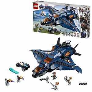 レゴ(LEGO) スーパー・ヒーローズ アベンジャーズ・アルティメット・クインジェット 76126 マーベル アベンジャ|trafstore