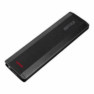 BUFFALO USB3.1(Gen2)対応 ポータブルSSD 1TB ブラック SSD-PH1.0...