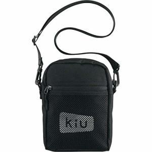 ワールドパーティー(Wpc.) キウ(KiU) ショルダーバッグ ブラック 14.5×24×6.5c...