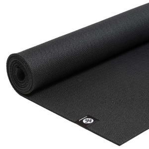 (MANDUKA) マンドゥカ エックス ヨガマット(5mm) ブラック x yoga mat(5M...