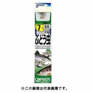 OWNER(オーナー) OH ぶどう虫 フック 7-0.4 釣り針