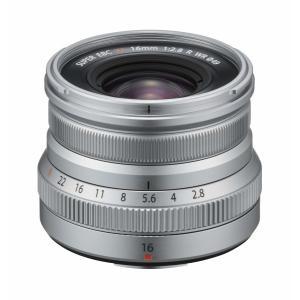 FUJIFILM 交換レンズ XF16mmF2.8 R WR S