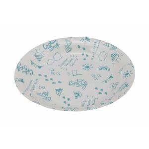 キャプテンスタッグ(CAPTAIN STAG) 紙皿 ペーパープレート 18cm 6枚入り ブランシ...