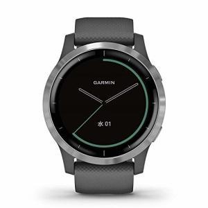 GARMIN vivoactive 4 Shadow Gray/Silver 010-02174-0...