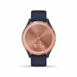 GARMIN vivomove 3S Navy / Rose Gold 010-02238-73