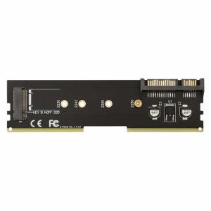 アイネックス M.2 SATA SSDマウンタ メモリスロット用 HDM-47