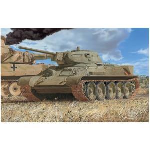 プラッツ 1/35 T-34/76 112工場 クラスナエ・ソルモヴォ プラモデル CH6479