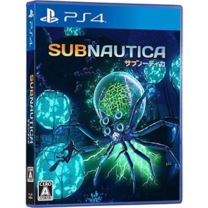 Subnautica サブノーティカ - PS4