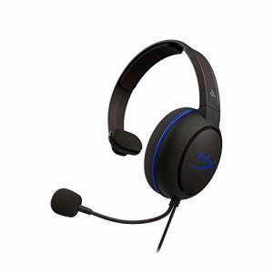 HyperX Cloud Chat 片耳 ヘッドセット 123g超軽量 在宅勤務 ビデオ会議 ボイスチャット 左耳でも右耳でも着用可能 PS|trafstore