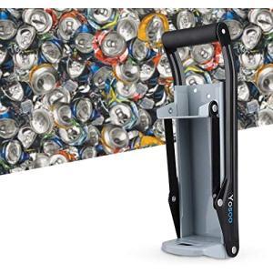 缶潰し器 空き缶潰し器 空き缶つぶし器 缶クラッシャー かさばる空き缶をコンパクトに圧縮!コンパクトに|trafstore