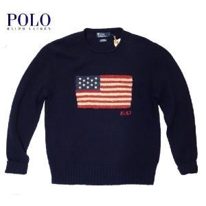 Polo Ralph Lauren USAフラッグセーター ポロラルフローレン|tramsusa