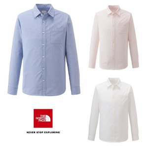 THE NORTH FACE L/S ALPHADRY Oxford Shirt NR11542 ロングスリーブ アルファドライ オックスフォードシャツ(メンズ) ノースフェイス|tramsusa