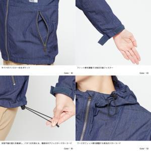 THE NORTH FACE Strike Jacket NPW11500 ストライクジャケット(レディース) ノースフェイス|tramsusa|05