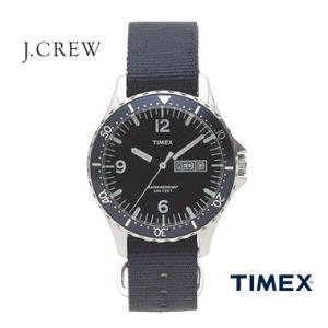 【日本から即日発送】J.CREW×TIMEX ANDROS WATCH ジェイクルー×タイメックス アンドロスウォッチ 腕時計|tramsusa