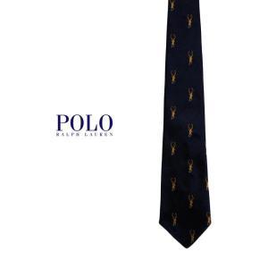 Polo Ralph Lauren しか総柄ネクタイ ポロラルフローレン プレゼント|tramsusa
