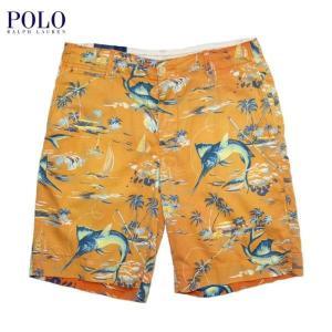 Polo Ralph Lauren カジキデザインショートパンツ ポロラルフローレン ハーフパンツ|tramsusa