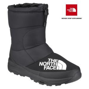 THE NORTH FACE W Nuptse Bootie Wool II Luxe NFW51684 W ヌプシ ブーティー ウール II ラックス(レディース) ノースフェイス スノーブーツ|tramsusa