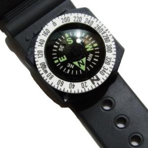 サンカンパニー GoCompass 腕時計バンド用コンパス 方位磁石 防災  Sun Company リストコンパス|tramsusa