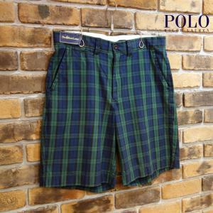 Polo Ralph Lauren ブラックウォッチショーツ ポロラルフローレン 短パン|tramsusa