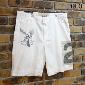 Polo Ralph Lauren ナンバー2パッチショーツ ポロラルフローレン 短パン|tramsusa