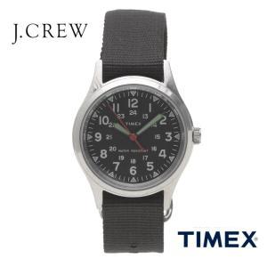 J.CREW×TIMEX military watch ジェイクルー×タイメックス ミリタリーウォッチ 腕時計|tramsusa