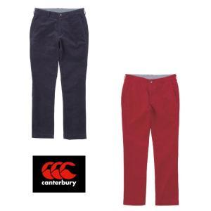 CANTERBURY CORDUROY PANTS(Men's) RA15665 コーデュロイパンツ(メンズ) カンタベリー tramsusa