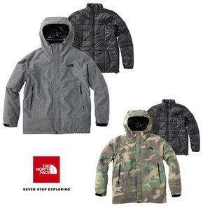 【XLサイズ対応】THE NORTH FACE Novelty Cassius Triclimate Jacket NP61643 ノベルティ カシウストリクライメートジャケット(メンズ) ノースフェイス|tramsusa