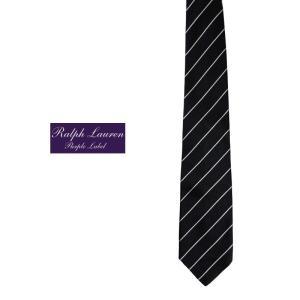 Ralph Lauren Purple Label ストライプネクタイ ラルフローレンパープルレーベル プレゼント|tramsusa