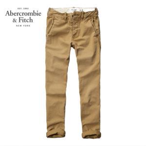 Abercrombie&Fitch スキニーチノパンツ アバクロンビー&フィッチ tramsusa