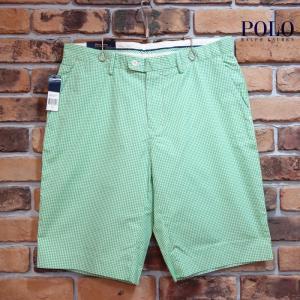 Polo Ralph Lauren ギンガムチェックショーツ ポロラルフローレン 短パン|tramsusa