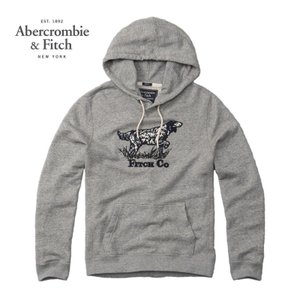 Abercrombie&Fitch Terry Logo Hoodie テリーロゴフーディ アバクロンビー&フィッチ|tramsusa