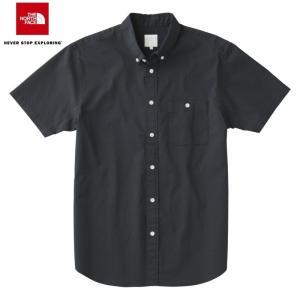【XLサイズ対応】THE NORTH FACE S/S LIMEKILN SHIRT NR21722 ショートスリーブライメケンシャツ(メンズ) ノースフェイス サッカー地半袖シャツ|tramsusa