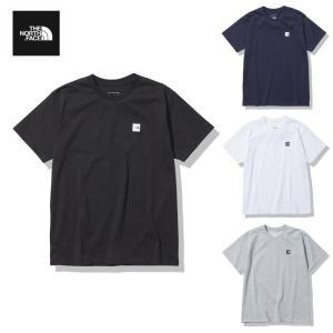 【送料200円選択可】THE NORTH FACE S/S Stitch Mark Tee NT31724 ショートスリーブステッチマークティー(メンズ) ノースフェイス 半袖Tシャツ|tramsusa