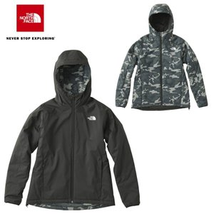 THE NORTH FACE Reversible Anytime Insulated Hoodie NYW81777 リバーシブルエニータイムインサレーテッドフーディ (レディース)  ノースフェイス|tramsusa