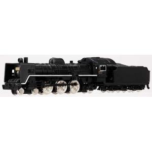 Nゲージダイキャストスケールモデル No.26 C−57蒸気機関車 trane-shop