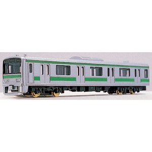 Nゲージダイキャストスケールモデル No.62 通勤型グリーン|trane-shop