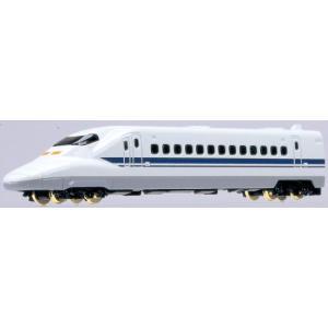 Nゲージダイキャストスケールモデル No.65 700系新幹線 trane-shop
