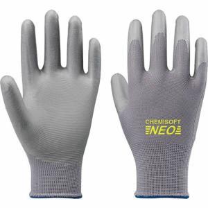 作業用手袋 1570 ケミソフトネオ(10双入)背抜き手袋/アトム|trans-style