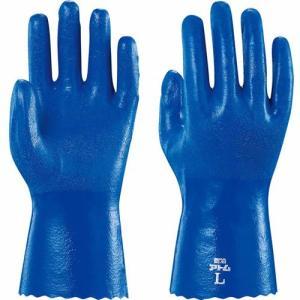 作業用手袋 1415 耐油イーグル 極寒ソフト(10双入)ニトリルゴム手袋/アトム|trans-style