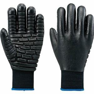 作業用手袋 1122 しんげんくんプロ 振動軽減手袋(1双)ゴムコーティング手袋/アトム|trans-style