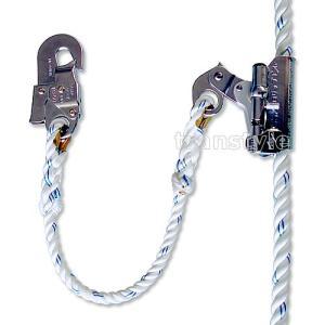 安全帯/藤井電工 親綱式昇降移動用 ロリップSS21-1 ツヨロン安全帯|trans-style