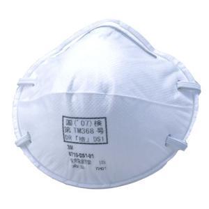 3M/スリーエム 使い捨て式防塵マスク 8710-DS1(20枚入)粉塵/医療用|trans-style