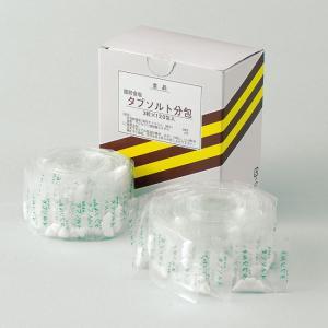 タブソルト:分包 3粒×120袋 固形食塩タブソルト分包は、衛生的な分包むで携帯が便利で手軽に塩分が...